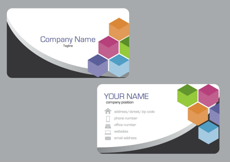 stockunlimited business card