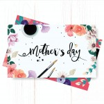 Mothers day Card design idea