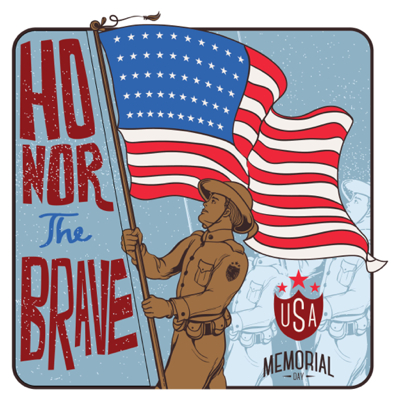 Memorial Day Graphics -