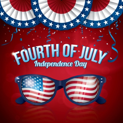 4th of July Graphics - Festivity