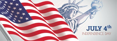 4th of July Graphics - Banner