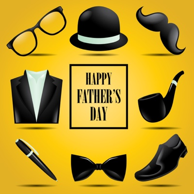 Fathers Day Card Ideas - Trendy dad