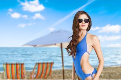 Beach bodies - beach modelling