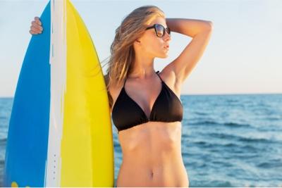 Beach bodies - Lady abs