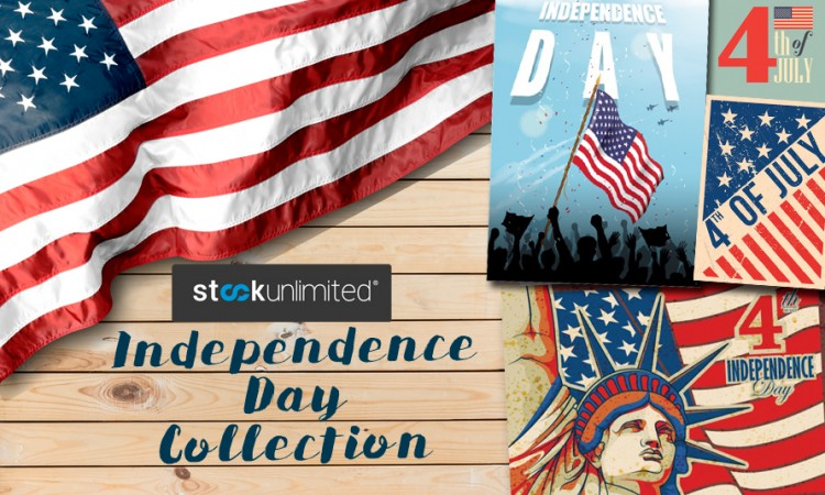 4th of July Graphics Collection