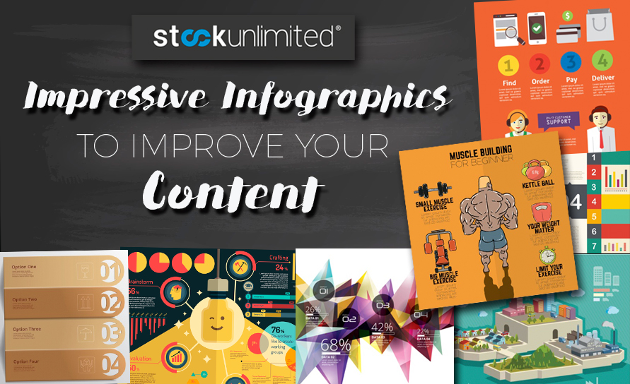 Image Of Infographics template