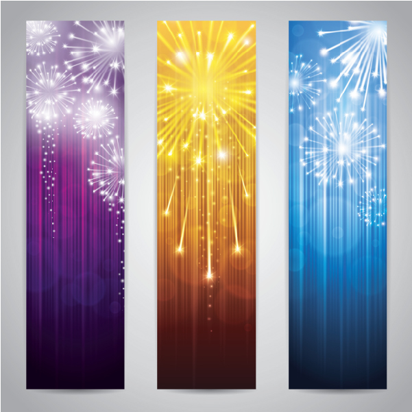 New Year Vectors