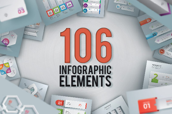 Infographic Elements Collections